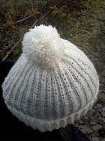 I jeszcze jedna czapka:)