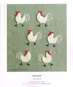 Wool Stitch Yumiko Higuchi Japanese Craft by JapanLovelyCrafts                                                                                                                                                                                 Mais