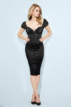 I  adore this dress.