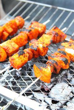 Vegetarian Tandoori Kebabs from Scratch | K.O Rasoi
