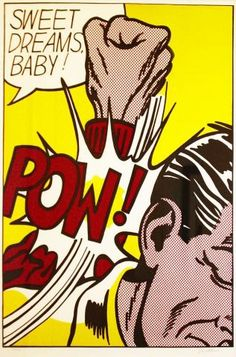 Are you looking forward to Lichtenstein at Tate Modern? It's opening in Feb