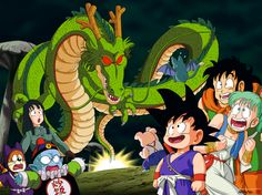 dragon de dragon ball - Buscar con Google