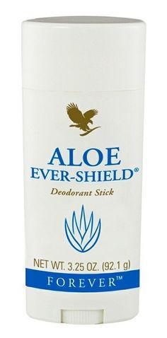 Aloe Ever-Shield Deodorant - Deodorante Naturale www.aloeveranaturale.it