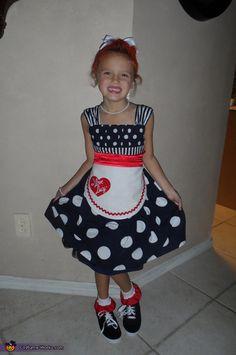 I Love Lucy - Halloween Costume Idea