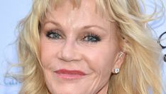 Melanie Griffith is delighted as doctors declare she is cancer-free Melanie Griffith, Celebrity Plastic Surgery, Getting Old, Doctors, Cancer, Actresses, Woman, Celebrities, Free