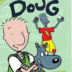 Doug! Loved this classic NickToon