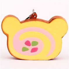 Rilakkuma Squishy Loaf Of Bread : 1000+ images about Kawaii Squishy on Pinterest Charms, Kawaii and Loaf of bread