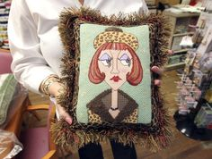 Love of needlepoint turned Lexington woman into entrepreneur | Business | Kentucky.com