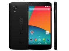 LG/Google Nexus 5 press pics from Play Store