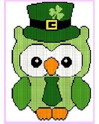 St Patrick's Boy Owl