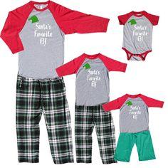 matching family holiday pajamas sets | Matching Christmas Pajamas ...