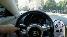Supercar First Person Ride - Bugatti Veyron (1.2M)