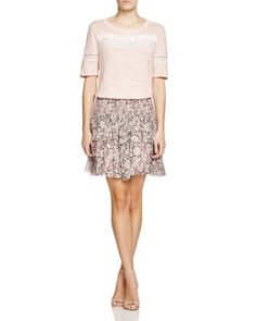 Rebecca Taylor Top & Skirt - 100% Bloomingdale's Exclusives | Bloomingdale's