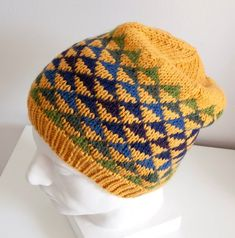 Triangle hand knit hat is made from quality Peruvian wool and alpaca yarn. Make-up — Wool, Alpaca. Hand Knitted Sweaters, Knitted Hats, Ski Hats, Stylish Hats, Slouchy Beanie, Chunky Yarn, Alpaca Wool, Mittens, Hand Knitting