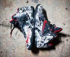 Nike LeBron 11 'Graffiti'