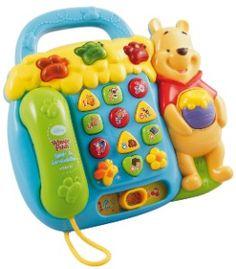 Winnie the Poohs Spiel- & Lerntelefon  26