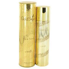 Gold Sugar By Aquolina Eau De Toilette Spray 3.4 Oz