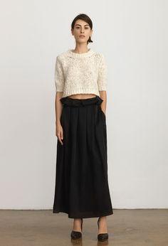 Yaki Sweater and Nini Skirt | Samuji Resort 2015 Collection