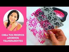 (2) Cómo estampar acetato | #30DST Día 14 - YouTube
