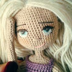 Little shy girl! ❄❄ #crochetdoll #nwd #best_hm_world #handmadetoy #handmadedoll #villy_vanilly_shop #amigurumigram #amiguru #amigurumidoll #nwd_europe #вязатьмодно #promoteyourjwbiz #handmade_all_tut #weamiguru #portraitdoll #presentideas #giftideas #collectiondolls #куколкакрючком #newworlddesigners #куклаамигуруми #кукларучнойработы #кукласвомируками #littlecutedolls #jwdesigners #jwhandmade #jwforever #bestlifeever #jwhappy #nwd_crochet