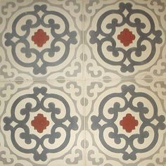 Exquisite Surfaces offers an extensive line of new cement tiles and French and Belgian antique cement tiles LOOOOVE! Cement Art, Cement Tiles, Tile Patterns, Textures Patterns, Art Deco Tiles, Tile Art, Encaustic Tile, House Tiles, Repeating Patterns