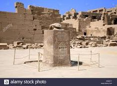 Image result for scarab beetle statue karnak