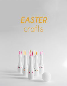 Bloesem Kids | Bunny Bowling by Handmade Charlotte