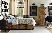 boy bedroom - bedding