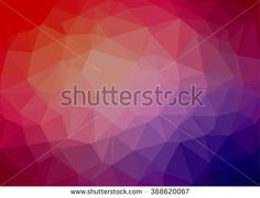 Low poly colorful abstract. triangular style.vector illustration graphic design background template. geometric. - stock vector