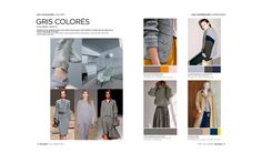 Peclers Paris: Cahier de tendance KNIT & CUT AND SEW TREND BOOK FALL WINTER 16-17