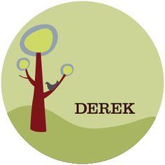 Derek baby boy name
