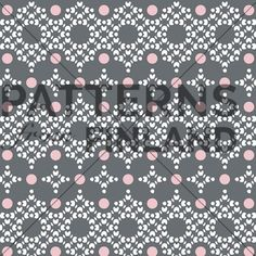 Pitsi by Kahandi Design   #patternsfromagency #patternsfromfinland #pattern #patterndesign #surfacedesign #kahandidesign