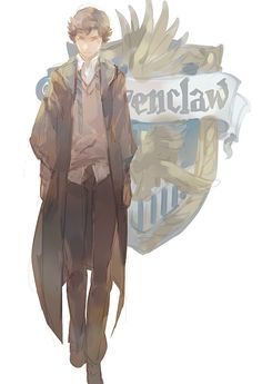 Ravenclaw dude << massively cool!<<<<< you mean Sherlock, dressed in ravenclaw  attire