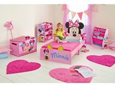 Minnie Mouse Boutique Pop Up Play Tent