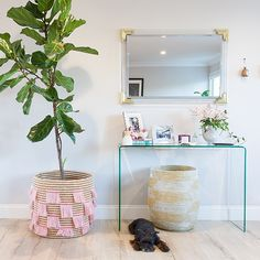 Small Space Entryway - A Professional Organizer Spills Her Favorite Storage Hacks - Photos