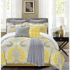 Shop for Fall River Mimosa 8-Piece Comforter Set. Get free shipping at…