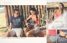 Curtindo um som. — em Florianópolis. http://www.econatural.ind.br/