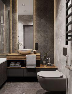 Washroom Design, Bathroom Design Luxury, Modern Bathroom Design, Interior Design Kitchen, Wc Design, Toilet Design, Bathroom Design Inspiration, Best Bathroom Designs, House