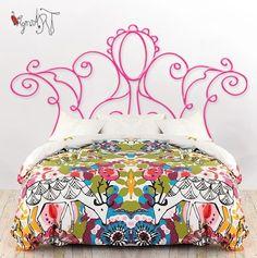 Cabeceros de forja http://virginiart.es Muebles y cabeceros de cama modernos, fabricados de forma artesanal. Visita nuestra web y consulta precios y acabados.