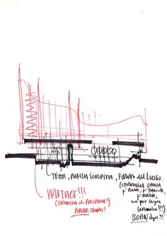 Drawings - The New York Times Building - Renzo Piano