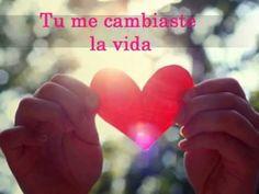 Tu me cambiaste la vida-Rio Roma-Letra - YouTube Romeo Santos, Real Love, Love Of My Life, Amor Youtube, Music Express, Spanish Memes, Teaching Spanish, Simply Beautiful, Song Lyrics