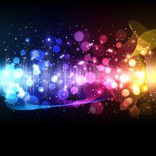 EDM Dance The Music Wave