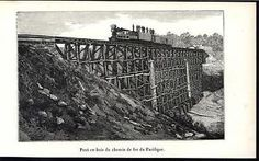 A very early way to go west (from a Paris-printed photocard)  Wooden-Railway-Bridge-Pacific-Rail-California-1888-antique-engraving-print