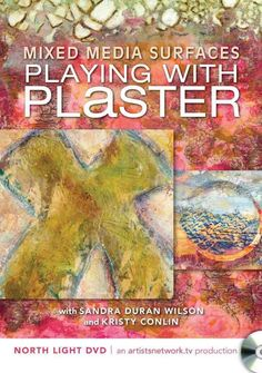 Playing with Plaster: Mixed Media Surfaces