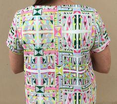 sew Amy sew | Inari Dress