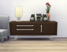 Mod The Sims - Audrinite Side Table / Dresser