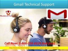 Gmail Tech Support Number 1-866-224-8319 help of troubleshoot issues #GmailTechnicalSupport #GmailTechsupportNumber #GmailTechnicalSupportNumber Connect our Tech Support Team, Dial Gmail Tech Support Number 1-866-224-8319. Our Gmail team provides an instant solution which will help you to recover your Gmail password,change your password,and any type of your Gmail account issues . For More Detail visit our website http://www.monktech.net/gmail-technical-support-phone-number.html