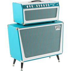 Tone King Galaxy 60W Tube Guitar Amp Head/ Tone King Galaxy 2x12 Guitar Speaker Cabinet