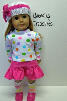 American Girl doll clothes 18 inch doll by Unendingtreasures, $24.00