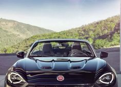 The sky's the limit on the breathtaking views you and the #FIAT124Spider will experience.